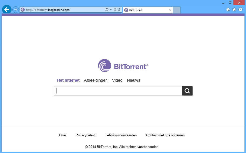 How to remove Bittorrent.inspsearch.com (Removal Guide)