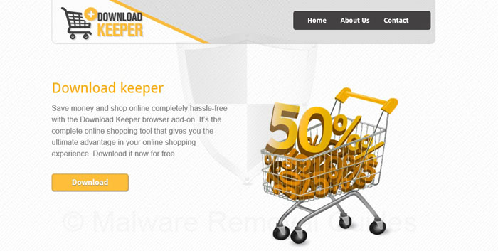 Remove Download Keeper adware