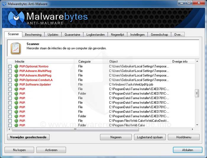 Adware.CrossRider Removal Guide