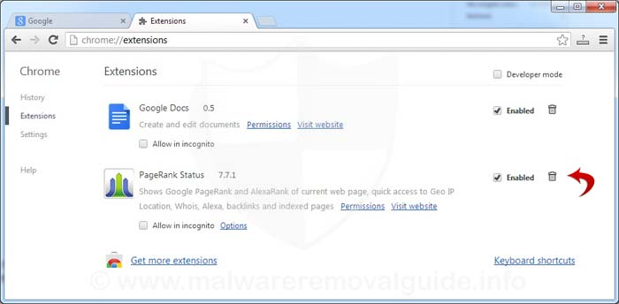 How To Remove Adware, Pop-up Ads & Malware From Google Chrome