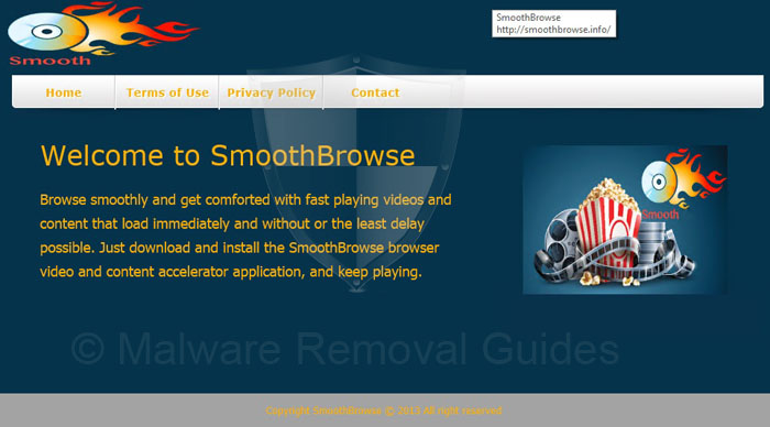 Remove SmoothBrowse adware