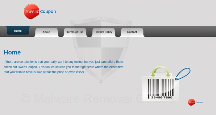Remove SweetCoupon adware
