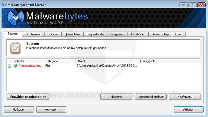 Trojan.Downloader - Removal Instructions