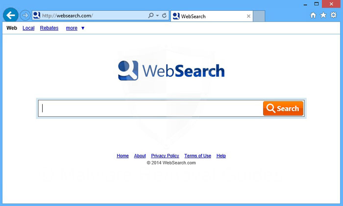 How to remove WebSearch.com (Browser hijacker Removal guide)