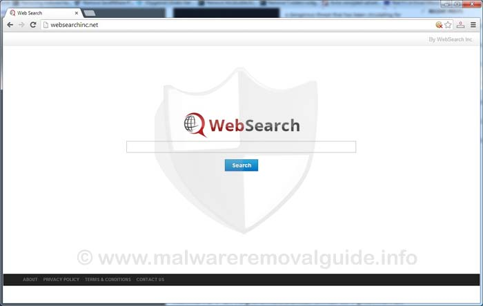 Websearchinc.net Removal Guide