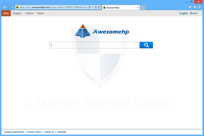 Remove Awesomehp.com (Removal Guide)