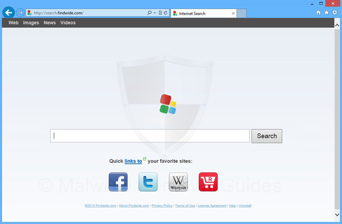 Browser hijacker removal guide Browser info