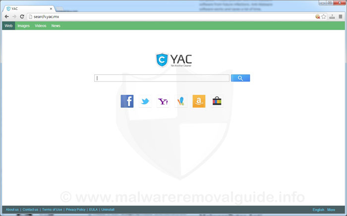 Search.yac.mx Removal Guide