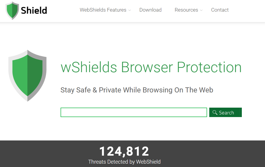 Remove WebShields