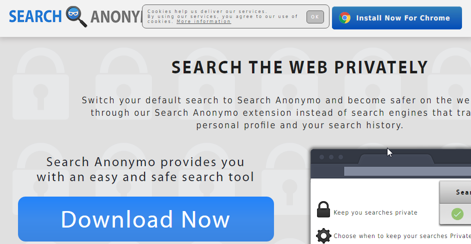 Remove Search Anonymo